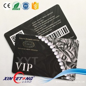 Available Business Card RFID/NFC Card/Topaz512 13.56Mhz NFC Card