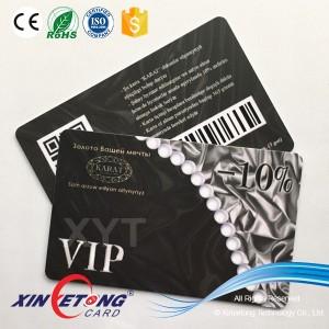 Доступные визитная карточка RFID/NFC карты/карта 13,56 МГц NFC Topaz512