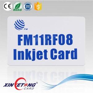 Пустые карты ISO 14443A 13.56 МГц RFID FM11RF08