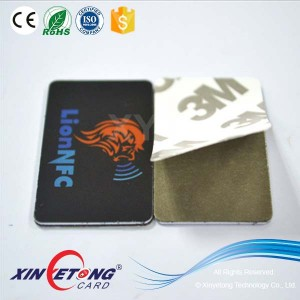 Палка дома против металла NFC стикер включение Wifi, Ntag216 mobile NFC стикер