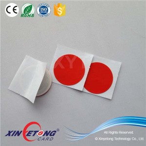 MF 1K 13.56MHz Anti-metal RFID Tag for Anti-counterfeiting/Identification/Verification