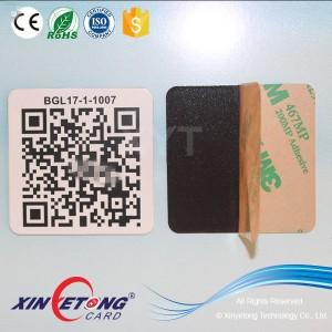 Водонепроницаемый эпоксидной тег ISO14443A ультралайт RFID метки NFC эпоксидные для передачи данных