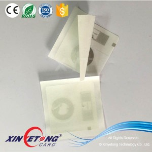 NFC Stickers RFID HF UHF Dual-frequency Tags RFID