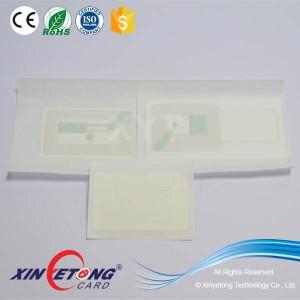13,56 МГц специальная антенна NFC хрупкой наклейки безопасности RFID этикетки