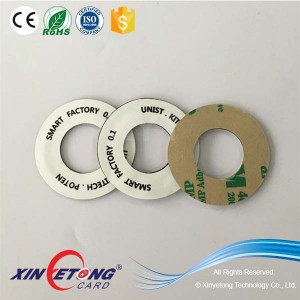 Frequency 15693 Icode Sli S Round DVD/CD Labels