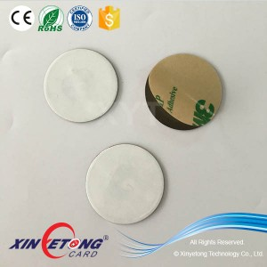 30 мм круглый FM11RF08 1 k байт пустой на металла наклейки, NFC