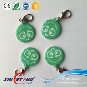 Customized NFC Epoxy Tag,Personalized Ntag213 144byte NFC Epoxy Tag