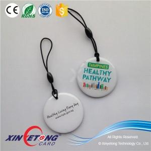 Идеальный Topaz512 NFC тег 13,56 МГц ISO14443A эпоксидной тег
