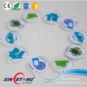 ISO14443A маркера эпоксидной тег для обмена данными Tag/NFC эпоксидной домашних животных