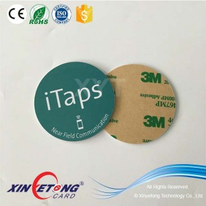 NFC NTAG213 137byte Programmable NFC Tags With Your Android Phone