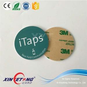 NFC NTAG213 137 байт программируемые NFC Теги с телефона Android