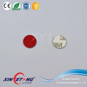 ISO14443A Fudan Token Tag Compatible 1k Tags 13.56Mhz ABS Tag