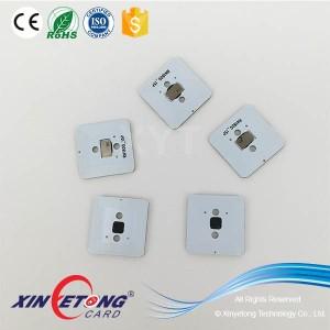 13.56Mhz 18 * 18 мм малых NFC Tag PCB высокой температуры сопротивления