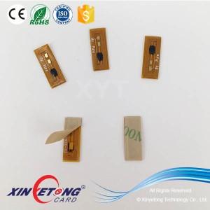 13,56 МГц NFC высокой температуры сопротивления PCB NFC Tag 8 * 14 мм NTAG203F