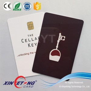 NFC NTAG213 Contact Cards SLE4442 SLE4428 Chip Hotel Access Cards