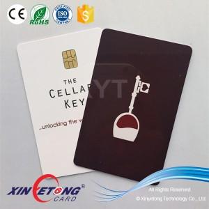 NFC-NTAG213 контакт карт SLE4442 SLE4428 чип карты отель доступа