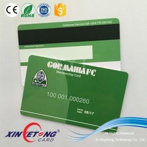 Горячие Продажа 13,56 МГц NFC карта, мобильный платеж Ntag203 NFC