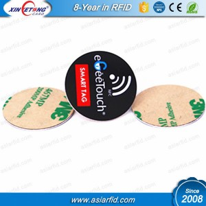 Ultralight-c 192byte Coin Card / Rfid Tag has the diferent sizes, and we can provide them as your request