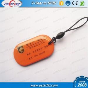 NFC Full Print NTAG215 HF Epoxy Tag