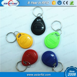 13.56MHZ 192Byte Ulralight C Chip NFC Keyfob