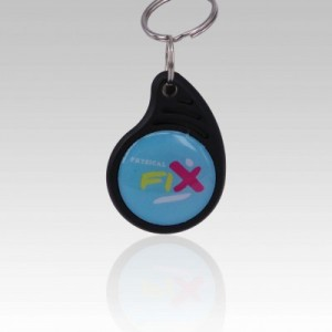 13.56MHZ HF RFID Keyfob