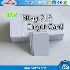 High Quality Europe Market 540bytes Pvc Rfid Nfc Ntag 215 will give you the competitive Price, and OEM supplier offers direct Factory price.