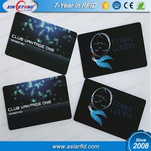 New Design Ntag213 NFC PVC Card