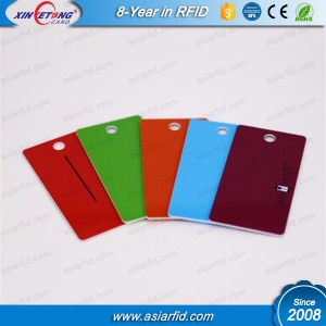 Cheap price NFC Chip Ultralight Inside NFC PVC Card