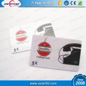 New Design MF S50 NFC PVC Card