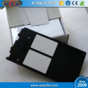Blank Inkjet PVC Plastic Cards For Epson T60,T50 Printer