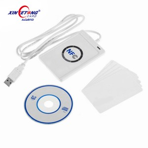 RFID Smart Card Reader Writer USB RFID NFC Reader