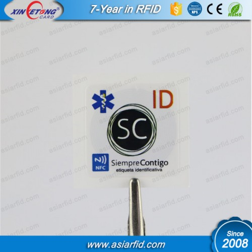 13.56 MHz I Code SLI Sticker is On Time Delivery, and Powerful production capability ensure shortest deliver schedule.
