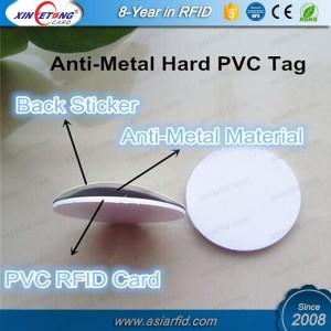 ISO15693 ICODE SLIX-S 2 КБ против металла тег с порядковый номер