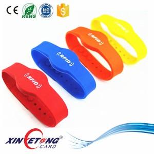 ISO14443A логотип печать NFC браслеты для детей классические 1K(45MM)