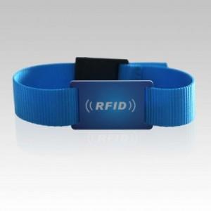 LF нейлон RFID браслет лучший причитающиеся пользу по науке и технике в промышленности